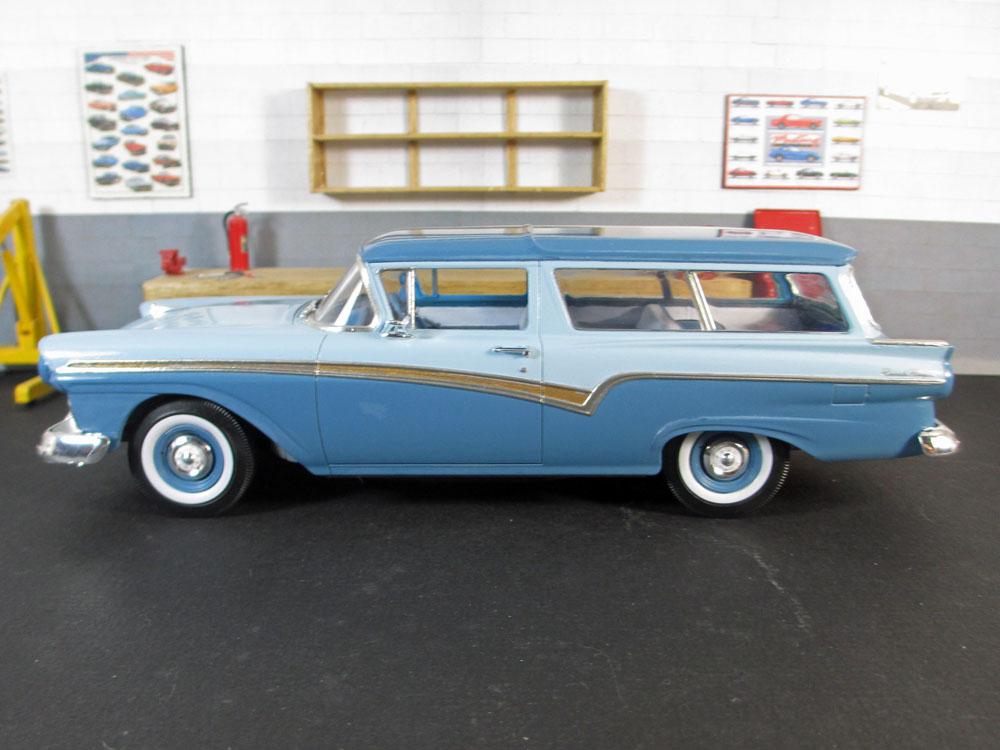 1957 Ford Del Rio Wagon
